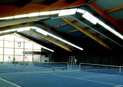 LED Umrüstung BASF Tennisclub